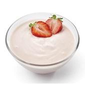 Culivers (11) yoghurt met aardbei