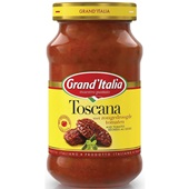 Grand'Italia Pastasaus Toscana voorkant