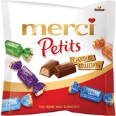 Merci collection chocolate voorkant