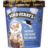 Ben&Jerry Moophoria ijs salted caramel brownie