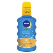 Nivea Sun zonnebrand protect and refresh SPF 50