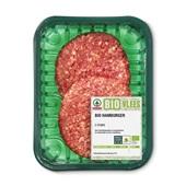 Spar Biologisch Hamburger pak 2 stuks