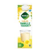 Melkan vanilleyoghurt halfvol