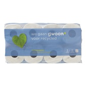 Gwoon toiletpapier recycled voorkant