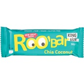 Roo'bar reep chia coconut voorkant