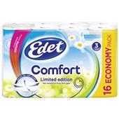 Edet toiletpapier comfort limited edition met kamille & aloe vera geur