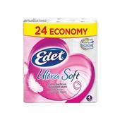 Edet toiletpapier ultra soft 4-laags