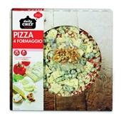 Daily Chef Verse pizza Quatro fromaggio