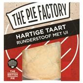 The pie factory runderstoof pie