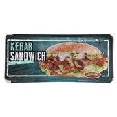 Flemmings Kant en klaar Kebab sandwich
