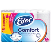 Edet toiletpapier comfort 3-laags