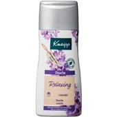 Kneipp douchegel lavendel voorkant