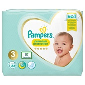 Pampers premium protection luiers maat 3