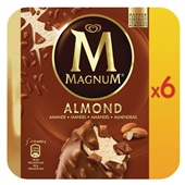 Ola Magnum Almond voorkant