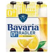 Bavaria 0.0 radler lemon 6-pack