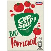 Unox cup a soup  bio tomaat voorkant