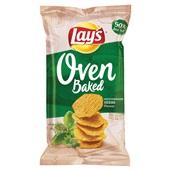 Lay's oven baked chips mediterranean herbs voorkant