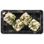 Beij Ching sushi set chicken tariyaki voorkant