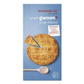 Gwoon boterkoek mix