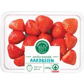 Spar aardbeien
