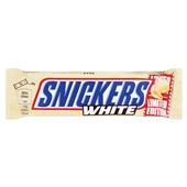 Snickers white single voorkant