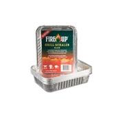 Fire Up braadslede aluminium klein voorkant
