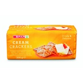Spar Crackers Cream