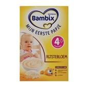 Bambix Mijn Eerste Papje Rijstebloem Naturel