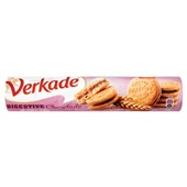 Verkade Koek Digistive Cream Chocolade