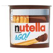 Nutella Chocolade pasta Broodbeleg &GO T1