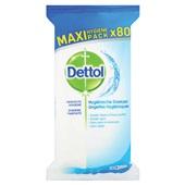 Dettol Hygienische doekjes 80 stuks