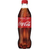 Coca Cola regular fles 500 ml