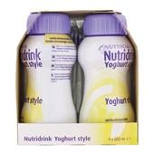 Yoghurtstyle vanille 4x200 ml achterkant