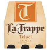La Trappe trappist tripel fles 6x30 cl