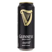 Guinness Bier Draught Blik 50Cl