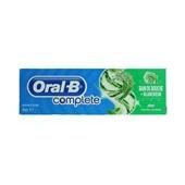 Oral B Tandenpasta Mondwater+Whitener