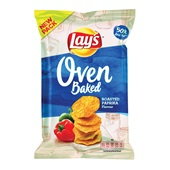 Lay's chips Oven Baked paprika