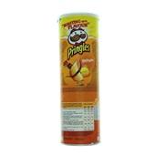 Pringles Chips Paprika achterkant