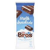 Bros Chocolade Melk Tablet