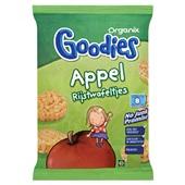 Organix Goodies Appel Rijstwafeltjes