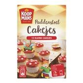 Koopmans Bakmix Paddenstoel Cakes