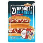 Flemmings Broodje Frikandel