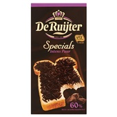 De Ruijter Specials Chocoladehagel Intens Puur