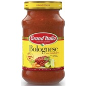 Grand'Italia Pastasaus Bolognese
