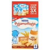Nestle Pyjamapapje Babyvoeding Biscuit