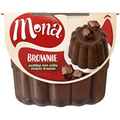 Mona Pudding Brownie