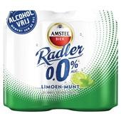 Amstel Radler Limoen Munt  0.0% 4X33CL