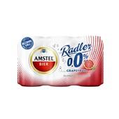 Amstel Radler Grapfruit  0.0% 6X33CL