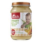 Bonbébé Baby/Peuter Fruithapje Appel, Peer En Banaan