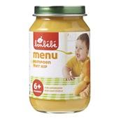 Bonbébé Baby/Peuter Maaltijd Pompoen Met Kip